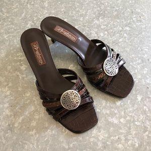 """Shoes - SALE! Brighton Sandals """"Kyoto"""" SZ 7.5!"""